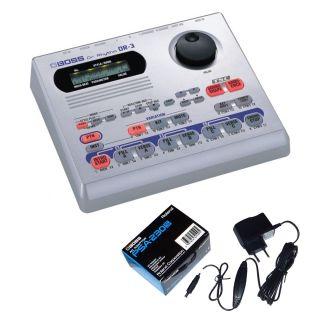 Boss DR3 - Batteria Elettronica / Alimentatore PSA230S