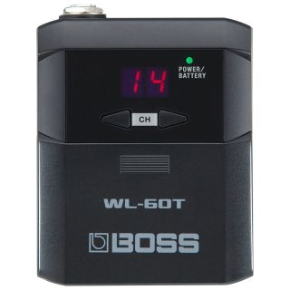 Boss WL 60 - Sistema Wireless per Chitarra04