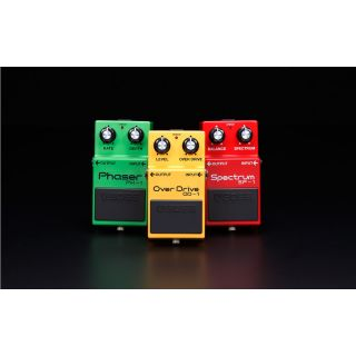 BOSS BOX 40 - Overdrive / Phaser / Spectrum Limited Edition