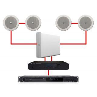 APART Impianto Audio 4.1 280W
