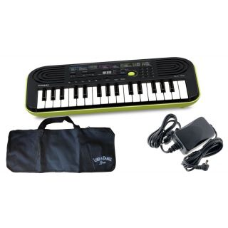 CASIO SA46-LK Tastiera 32 Tasti Mini / Minibag / Alimentatore
