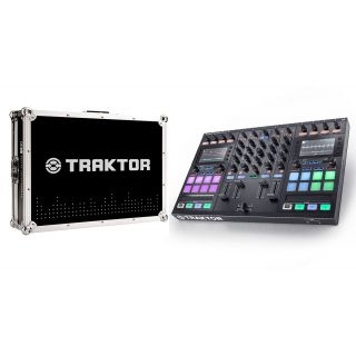 NATIVE INSTRUMENTS Set Traktor Kontrol S5 / Flight Case Bundle