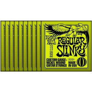 Ernie Ball 2221 Set da 12 Corde