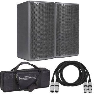 DB TECHNOLOGIES Coppia OPERA 12 - Diffusore Amplificato 1200W