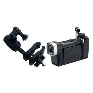 Zoom Q4n con Supporto per Asta Microfonica