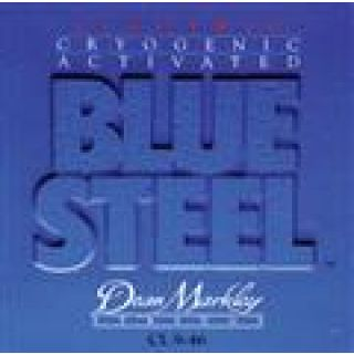1 DEAN MARKLEY - Blue Steel™ Electric Set, Extra Light
