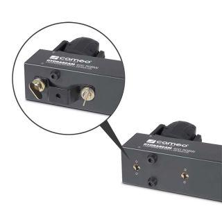 Cameo Hydra Beam 400 RGBW - Barra con 4 Teste Mobili Quad-LED RGBW CREE 10W04
