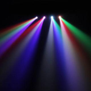 Cameo Hydra Beam 400 RGBW - Barra con 4 Teste Mobili Quad-LED RGBW CREE 10W06