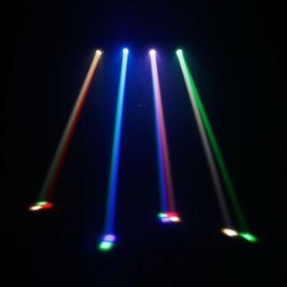 Cameo Hydra Beam 400 RGBW - Barra con 4 Teste Mobili Quad-LED RGBW CREE 10W08