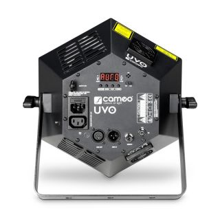 Cameo UVO - Multieffetto a LED 5-in-104
