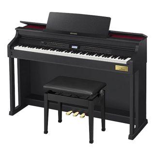2 Casio Celaviano AP-710 Pianoforte Digitale Nero Satinato 88 Tasti