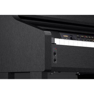 4 Casio Celaviano AP-710 Pianoforte Digitale Nero Satinato 88 Tasti