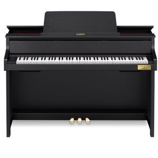 1 Casio Celviano Grand Hybrid GP-310BK Pianoforte Digitale 88 Tasti Nero