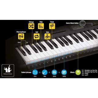 4 Casio CT-S200 BK Tastiera Portatile Usb 61 Tasti