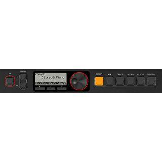 2 Casio CTS-200 RD Tastiera Portatile Usb 61 Tasti
