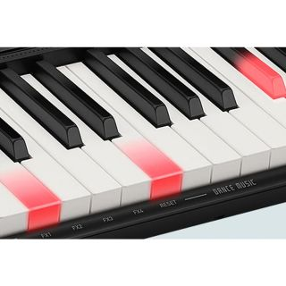 3 Casio LK-S250 Tastiera Portatile Midi Usb 61 Tasti