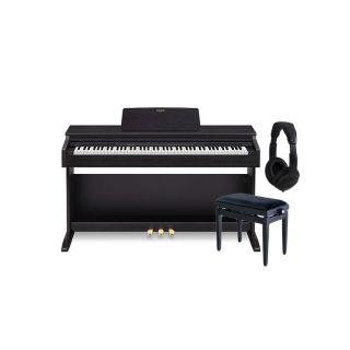 Casio Celviano AP 270 Black Pack - Pianoforte Digitale / Panchetta / Cuffie