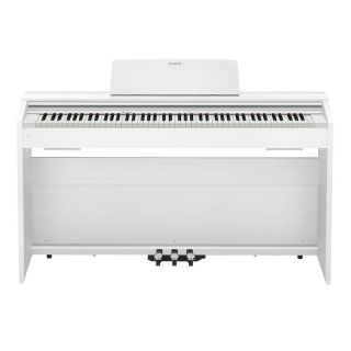 Casio Privia PX-870 White Home Set - Pianoforte Digitale / Panchetta / Cuffie02