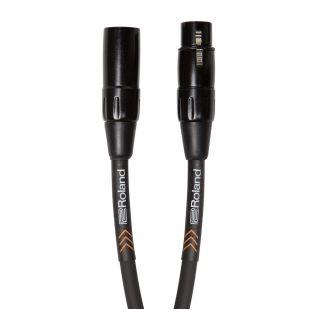 ROLAND Cavo Microfonico Serie Black XLR/XLR 1.5mt