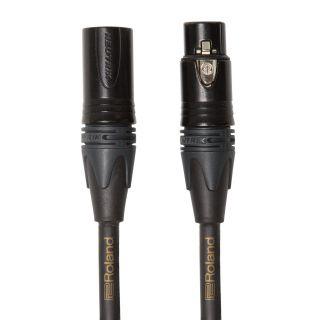 ROLAND Cavo Microfonico Serie Gold XLR/XLR 15mt