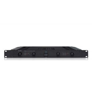 APART Impianto Audio Stereo 4 OVO5 Black / 1 SUBA165 Black 460W05