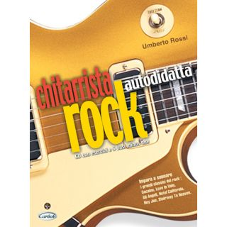 chitarrista rock autodidatta