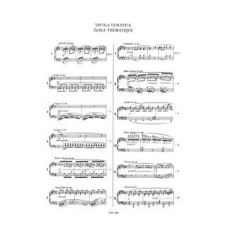 chopin 24 preludi op28 spartiti