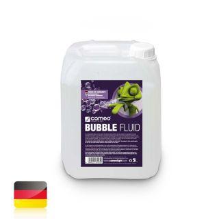 0 Cameo BUBBLE FLUID 5L - Liquido speciale per la generazione di bolle di sapone 5l