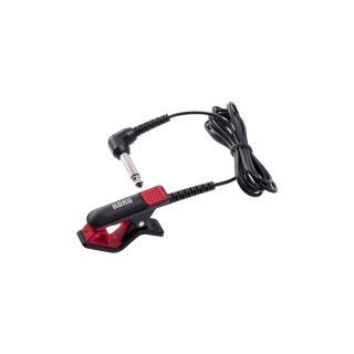 """KORG Cm 300 BkRd - Microfono a contatto a """"Clip"""" 1"""
