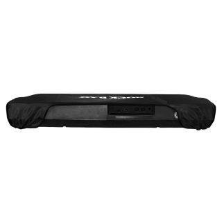 Rockbag Cover in Nylon Nero di Alta Qualità per Tastiera (140 x 29 x 14 cm)02