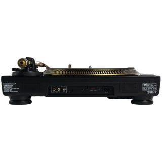 Reloop RP 7000 MKII LE Gold Coppia Giradischi per DJ con Cuffie02