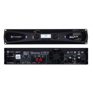 CROWN XLS1502 - Amplificatore PA/Touring 2x525 W/4 Ohm
