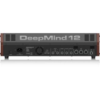 0 BEHRINGER - DEEPMIND12D 1