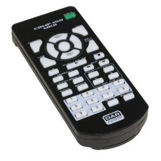 Lettore cd, mp3 e usb professionale da rack standard. telecomando