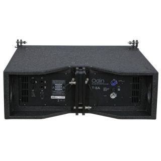 ODIN T-8A - Satellite per Impianto Line Array Active Series_back