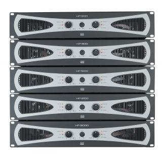 3 DAP-Audio - HP-3000 - 2U 2 amplificatori da 1400W