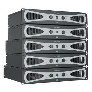4 DAP-Audio - HP-3000 - 2U 2 amplificatori da 1400W
