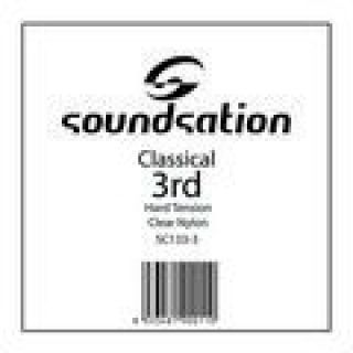 1 SOUNDSATION - Corda per classica SOL 0.41 - Hard tension