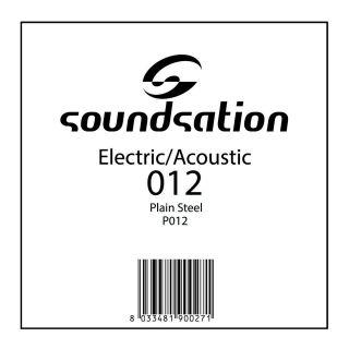 SOUNDSATION SE P012 - Singola per Acustica/Elettrica (012)