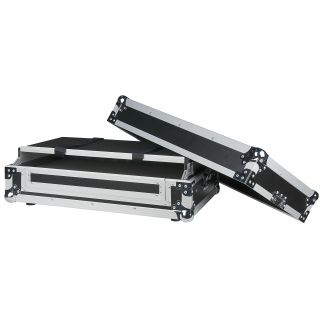 3 DAP-Audio - Universal case 4ch dj controll - Baule universale per controller DJ, 4 canali
