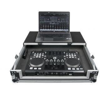4 DAP-Audio - Universal case 4ch dj controll - Baule universale per controller DJ, 4 canali