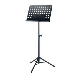 Leggio in metallo da orchestra per spartito regolabile / robusto