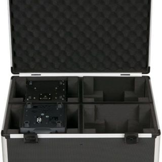 Showtec 4 x Teste Mobili Kanjo Spot 10 + Flight Case07
