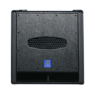 DB TECHNOLOGIES 05D - Subwoofer Amplificato 800W_front