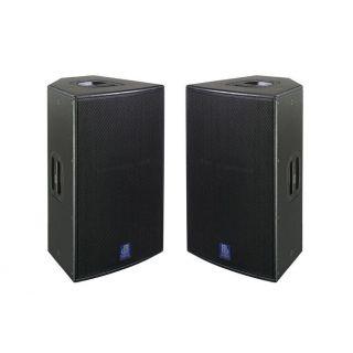 DB TECHNOLOGIES FLEXSYS F15 - 2 Diffusori Amplificati da 800W Bundle