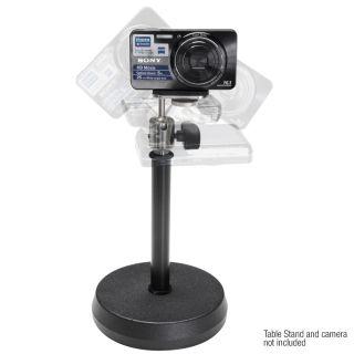 2 Adam Hall Stands DCAM 1 - Adattatore telecamera da 5/8'' a 1/4''