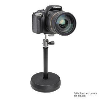 4 Adam Hall Stands DCAM 1 - Adattatore telecamera da 5/8'' a 1/4''