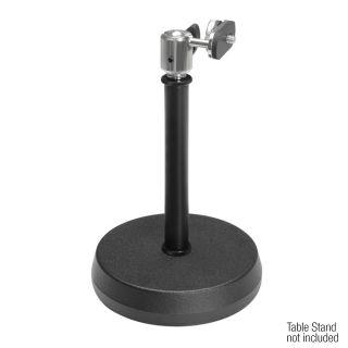 6 Adam Hall Stands DCAM 1 - Adattatore telecamera da 5/8'' a 1/4''