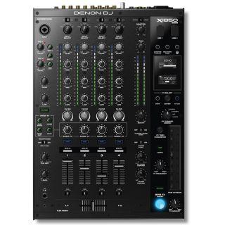 Denon DJ X1850 Prime - Mixer per DJ 4 Canali