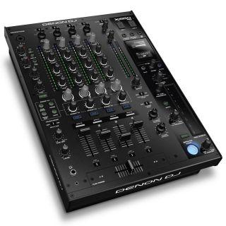 Denon DJ X1850 Prime - Mixer per DJ 4 Canali02